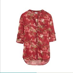 Stitch Fix Kit from the Kloth Sinclair Blouse S
